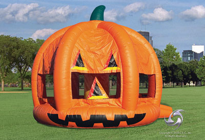 reserve your halloween bounce house now while it is still available